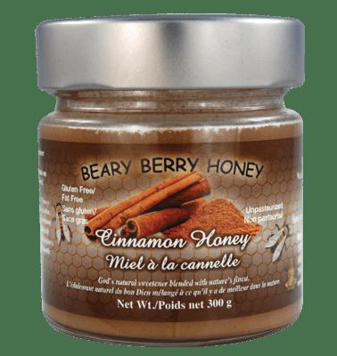 Cinnamon Honey (300 g)