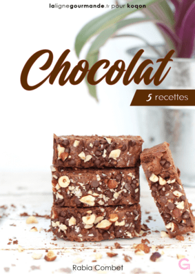 eBook 5 recettes - CHOCOLAT