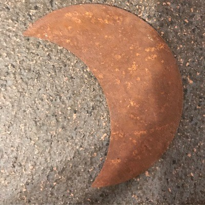 Rustic Crescent Moon - 2