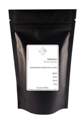 Makaibari [Thé noir BIO, Darjeeling, Inde]