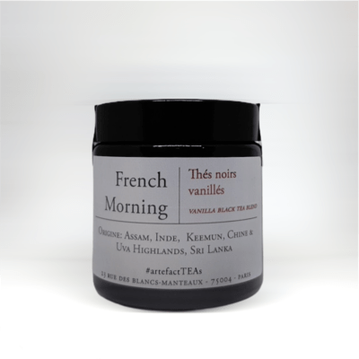 French Morning: Amber Jar 30g