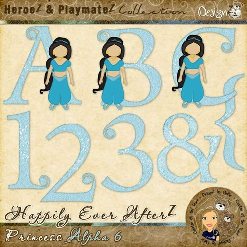 Happily Ever AfterZ: Princess Alpha 6
