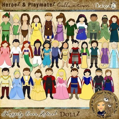 Happily Ever AfterZ: DollZ