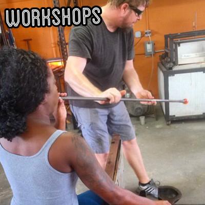 MYO Workshop in the HotShop