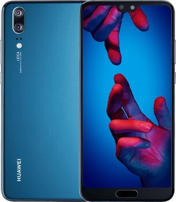 SOSTITUZIONE LCD + TOUCH HUAWEI P20