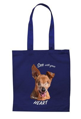 Little Belle Tote Bag 'See with your Heart'
