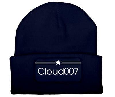 Hat Cloud007 Blue