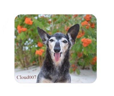 Cloudman Mouse Pad Cloud007
