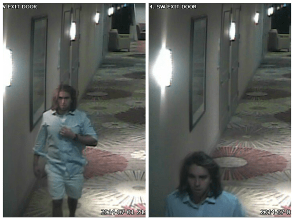 Holiday Inn Suspect