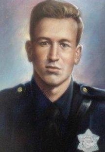 "Officer Willis Wood ""Johnny Sides"" #337"