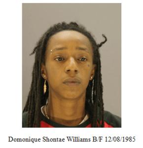 Domonique Shontae Williams