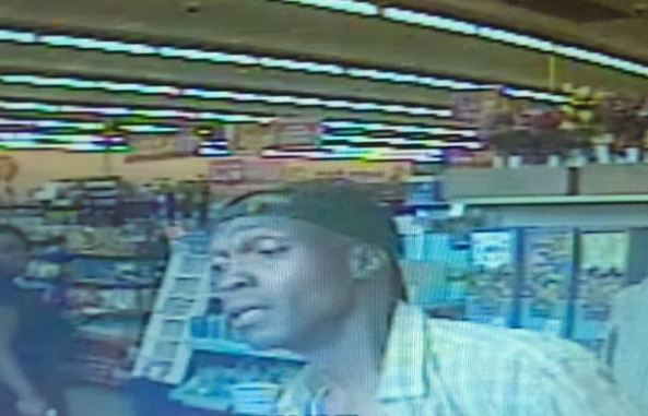 Family Dollar Robbery Suspect
