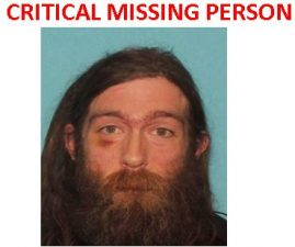 Critical Missing Kyle Loftis