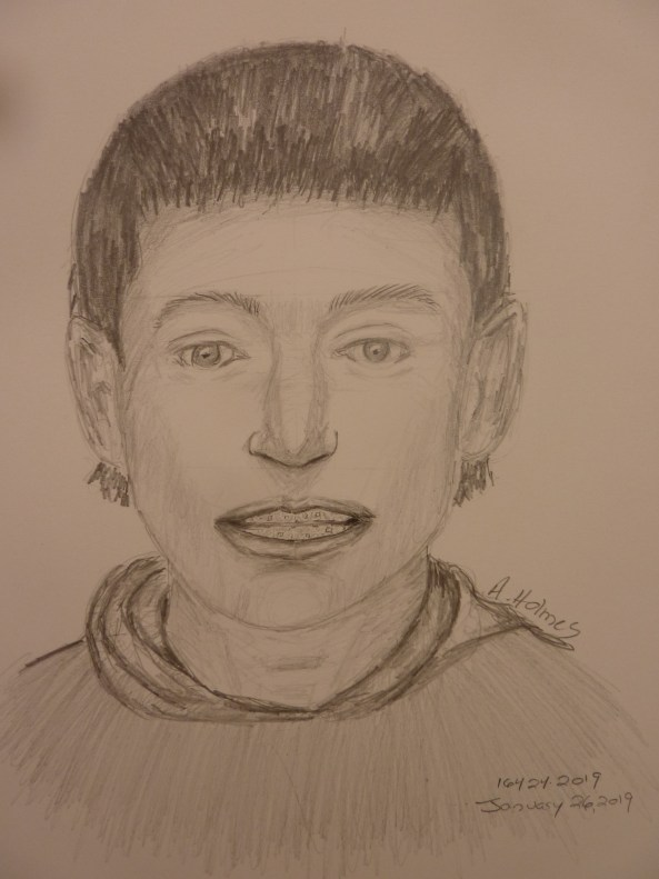 police sketch of shooter