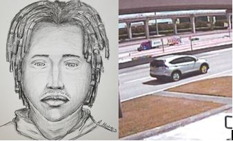 Sketch of Suspect/Suspect Vehicle