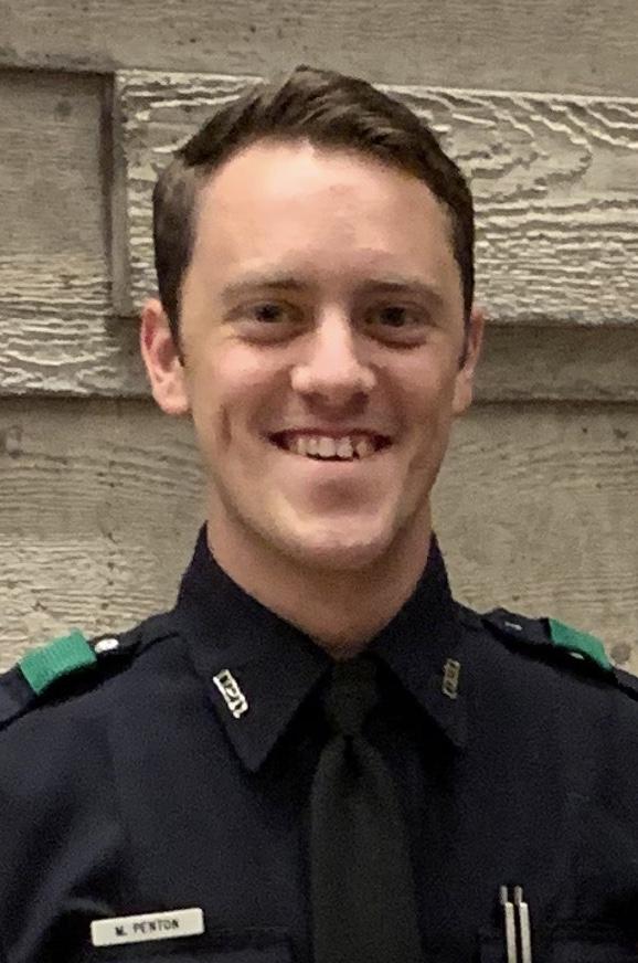 Officer Mitchell Penton