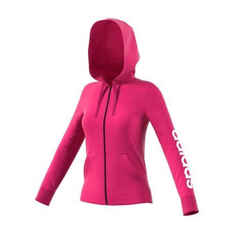 adidas ESS Lin FZ HD Sudadera para Mujer Mujer CZ5718 ReamagBianco Large B06XMR4718B06XMR4718 B06XMR4718_0