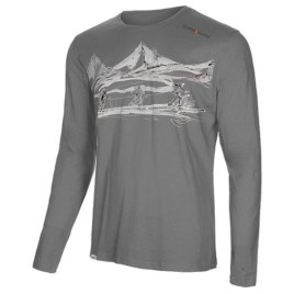 CAMISETA TRANGOWORLD ACROOS THE GLACIER