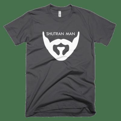 Short sleeve men's t-shirt | shutran man (2)