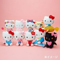 Image result for hello kitty plushies