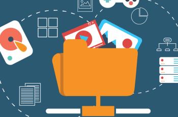 Procedimento de arquivamento digital dos documentos após fechamento de Folha