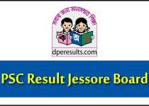 PSC Result Jessore Board