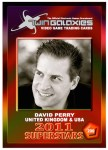 David Perry – Trading Card
