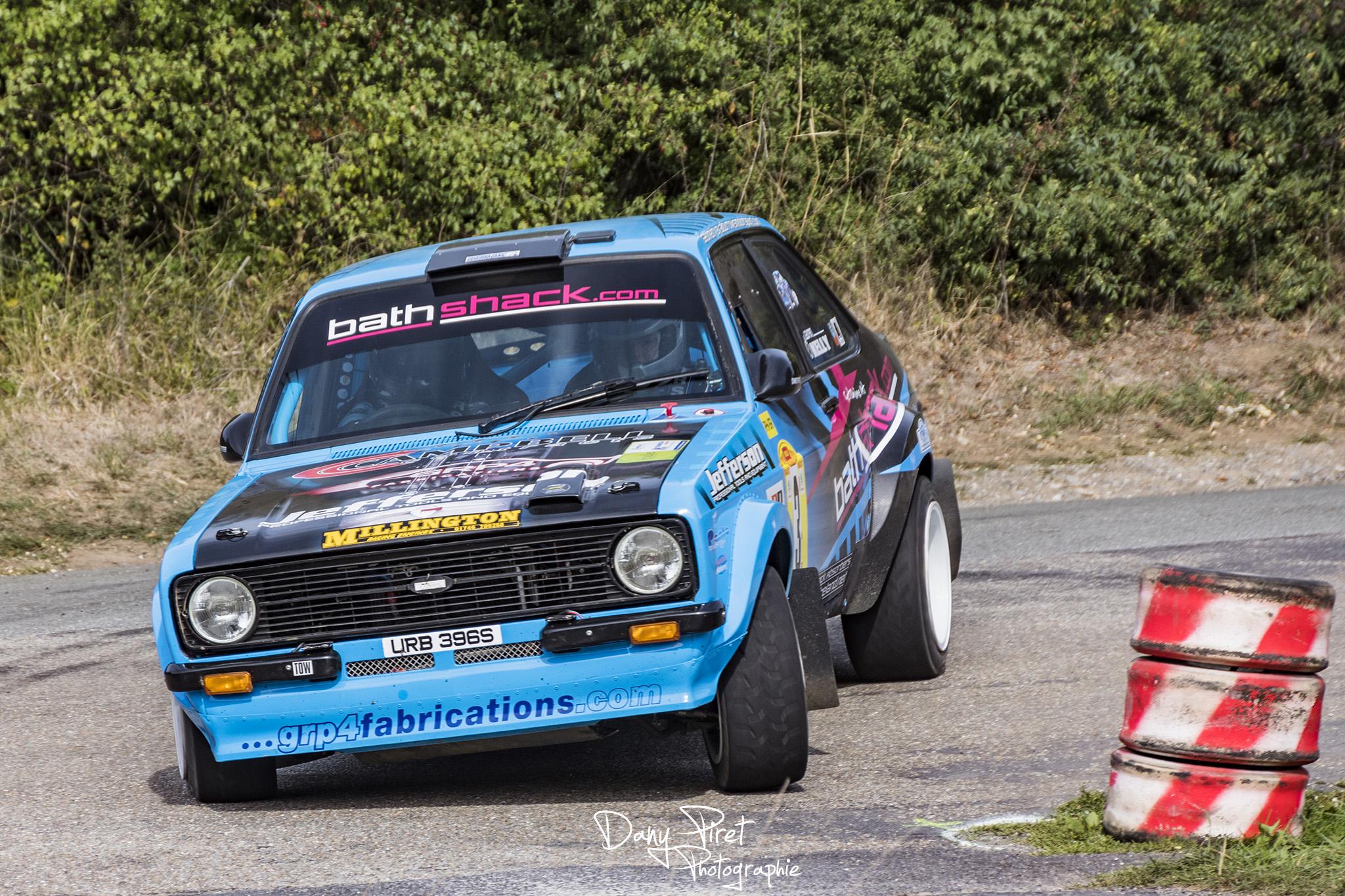 Escort Rally Spécial 2018