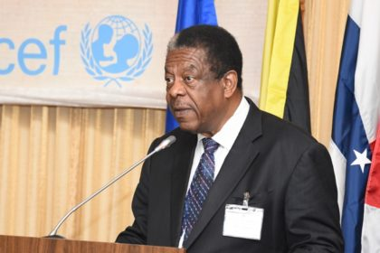 President of Caribbean Court of Justice, Sir Charles Dennis Byron