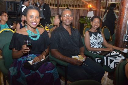 A section of the participants taking in the rich cultural performance