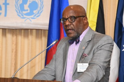Professor Calvin Hamilton, FCIArb, Senior Lecturer, Faculty of Law, University of the West Indies, Barbados
