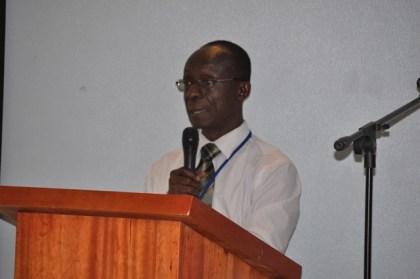 Dr. William Adu Krow