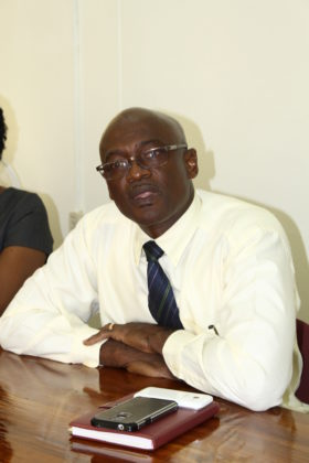 Forbes Munroe, Ministry of Social Protection's, Chief Probation and Social Services Officer