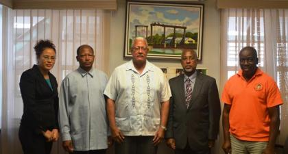 Minister-Holder-centre-with-Ambassador-HE-George-Talbot-left-and-Ambassador-HE-David-Hales-right-PS-George-Jervis-far-right-and-Ministry-of-Foreign-Affairs-Representative-far-left