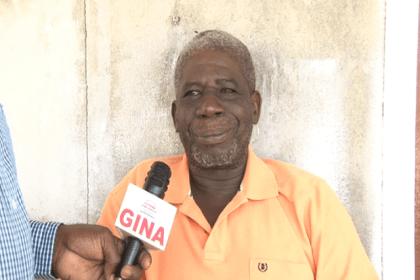 Owen McGarrell, Secretary,  Guyana Swine Producers' Cooperative