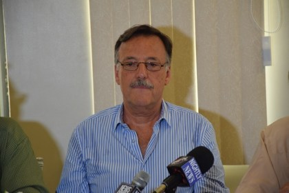 Argentina Ambassador to Guyana, Luis Martino