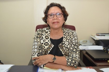 Minister within the Ministry of Indigenous Peoples' Affairs, Valerie Garrido-Lowe