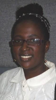 The new Parent Teachers Association's Coordinator, Nadia Hollingsworth