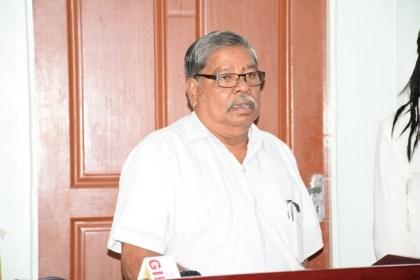 Colonel (Ret'd) Chabilall Ramsarup