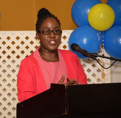 Candelle Walcott-Bostwick, Executive Director, Guyana National Bureau of Standards (GNBS)