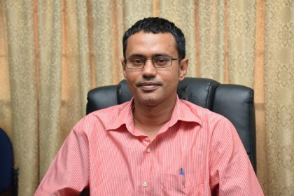 Project Manager, Ministry of Public Infrastructure, Sunil Ganesh