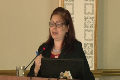 Director of Cuban Medical Brigade Services in Guyana, Dr. Midalys Hernandes