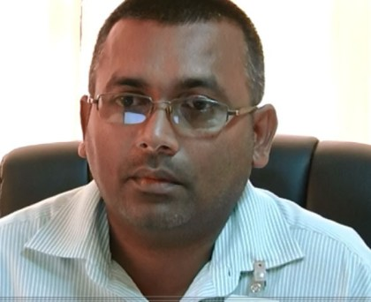Dr. Mahendra Persaud – Research Scientist, Plant Breeder, Guyana Rice Development Board's Research station