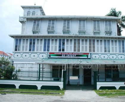 The Guyana Office for Investment (Go-Invest)