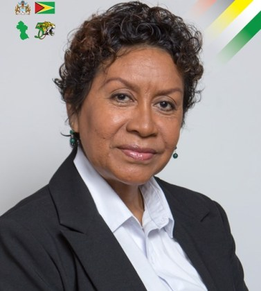 Minister within the Ministry, Valerie Garrido-Lowe