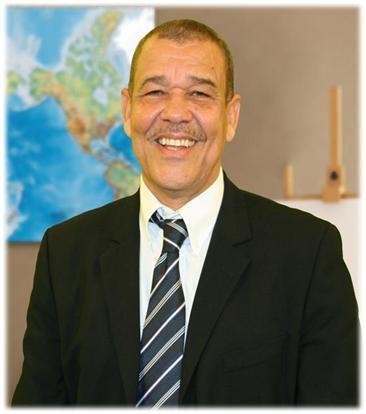 Guyana Revenue Authority's (GRA) Commissioner General, Godfrey Statia