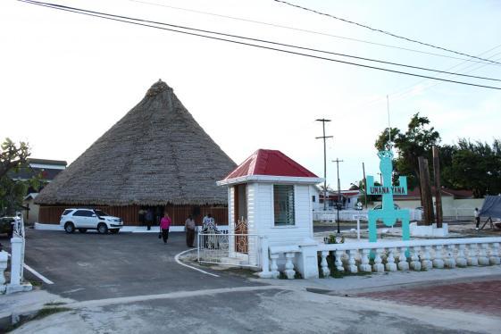 The reconstructed Umana Yana
