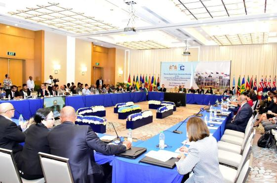 The 28th Inter-sessional Meeting of the Heads of Government of the Caribbean Community (CARICOM)