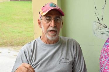 Salvador de Caires representing Wilderness Explorer