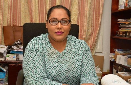 Dr Kavita Singh.
